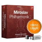 IK Multimedia  /  Miroslav Philharmonik 2 CROSSGRADE USB drive / boxed (USBドライブ / ボックス版)【W...