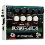 Electro Harmonix / BATTALION エレクトロハーモニクス ベースプリアンプDI(WEBSHOP)(ピック滑り止めお試しセットプレゼントSET79434)