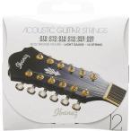 Ibanez / IACS12C アコースティックギター弦 12弦 ライトゲージ 【WEBSHOP】