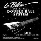 La Bella / S1046 Doble Ball System ラベラ エレキギター弦 S-1046【WEBSHOP】