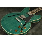 Gibson Memphis / ES-335 Figured 2016 TQ (Turquoise Stain) ギブソン エレキギター セミアコ ES335(S/N 12786719)(WEBSHOP)