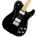 Fender USA / American Pro Telecaster Deluxe Shawbucker Black フェンダー(豪華特典つき /+79024)(WEBSHOP)