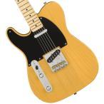 Fender American Original  50s Telecaster Left-Hand Butterscotch Blonde Made In USA