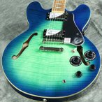(在庫有り) Epiphone / Limited Edition ES-335 Pro Aqua Marine (アウトレット特価) エピフォン エレキギター セミアコ ES335