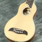 ユニークなSHAPEのトラベルギター!