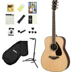 YAMAHA / FG830 NT(ナチュラル) (アコースティックギター14点入門セット) ヤマハ フォークギター アコギ FG-830 入門 初心者 (YRK)