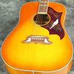 (在庫有り) Epiphone / DOVE PRO VB (Violinburst) (純正アクセサリーセット進呈 /+811162500) エピフォン アコースティックギター アコギ エレアコ