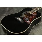 (新品/限定) EPIPHONE Hummingbird Pro EB (Ebony) エピフォン アコースティックギター エレアコ(クリップチューナープレゼント!+811136100)