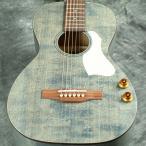 (タイムセール:27日12時まで)Art&Lutherie / Roadhouse Q-Discret Denim Blue Semi-Gloss アートアンドルシアー エレアコ アコースティックギター アコギ