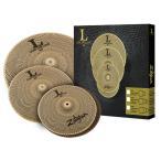 Zildjian NAZLLV348 L80 Low Volume 348 Box Set ローボリューム (13HH/14C/18CR)(YRK)