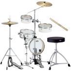 Pearl ドラムセット RT-5124N #33 パール リムトラベラー・ライト スターターパック(送料無料)
