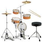 Pearl ドラムセット RT-5124N #439 リズムトラベラー・ライト ドラムイスとスティック付き(予約注文/11月〜12月頃発売予定)(WEBSHOP)