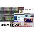 (プレミアムフライデーセール)AVID アビッド / Pro Tools 永続ライセンス プロツールス(送料無料)(台数限定特価)