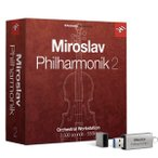 IK MULTIMEDIA アイケーマルチメディア  /  Miroslav Philharmonik 2 BOX 通常版(USBフラッシュ・ドライブ)(送料無料)
