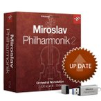 IK MULTIMEDIA  /  Miroslav Philharmonik 2 UPGRADE USB drive / boxed (USBドライブ / ボックス版)(予約注文...