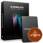 NATIVE INSTRUMENTS  /  KOMPLETE 11 ULTIMATE UPG for K8-11 アップグレード版 コンプリート(送料無料)