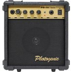 PhotoGenic / PG-10 ギター&ベース兼用アンプ 10W 【入門用に最適な楽器用アンプ】(お取り寄せ商品)