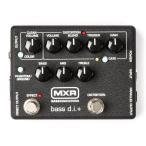 (期間限定送料無料)MXR / M-80 BASS D.I.+ [ M80 ] [ベース用プリアンプ/ディストーション] (お取り寄せ商品)