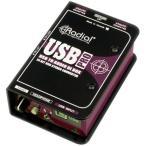 Radial ラディアル(ラジアル) / USB-Pro ステレオUSB DIボックス(お取り寄せ商品)(送料無料)