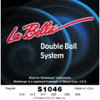 La Bella / S1046 Double Ball End System Regular 10-46 for STEINBERGER (★お取り寄せ)