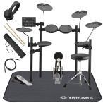 YAMAHA / DTX452KUPGS 3シンバル 電子ドラム 純正マッ