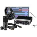 Steinberg スタインバーグ / UR22mkII Recording Pack (マイクスタンドセット)(送料無料)(yrk)(A.O.M.プラグイン無償ダウンロード)(WEBSHOP)