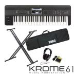 KORG コルグ / KROME 61 (スタートセット)(KROME-61)(送料無料)