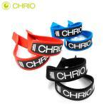 CHRIO クリオ リフティングストラッププロ シングルループタイプ レッド ブルー 1組(2本) ウエイトリフティング ストラップ 重量挙げ トレーニング 手首
