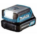 マキタ 充電式ワークライト 10.8V ML103 スライド式バッテリ仕様 本体のみ(バッテリ・充電器別売)
