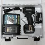 マキタ 充電式インパクトドライバ 14.4V 3.0Ah TD138DRFXB 黒