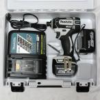 マキタ 充電式インパクトドライバ 14.4V 3.0Ah TD138DRFXW 白