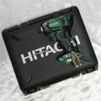 【ケース付】 日立 コードレスインパクトドライバ 18V WH18DDL2(NN)(L) アグレッシブグリーン 本体のみ(バッテリ・充電器別売)
