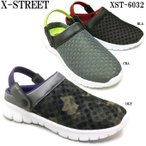 ショッピングサボ X-STREET エックスストリート XST-6032 メンズ サボサンダル