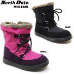North Date MEG1326 ノースデイト キッズブーツ