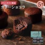 バレンタインCM−2 カフェマルシェショコラ4個入 バレンタイン お取り寄せ ギフト スイーツ お菓子 チョコレート ケーキ カップケーキ 個包装 洋菓子 24537