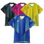 VICTAS ゲームシャツ 卓球 ユニフォーム  V-GS203 最安値 全国送料無料