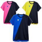 VICTAS ヴィクタス Tシャツ V-TS908 卓球 ユニフォーム 男女兼用 全国送料無料