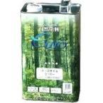 大阪塗料ユーロオイルクリヤー  3.5L /自然塗料/木部保護/植物油(亜麻仁油)/抗菌性/アロマテラピー効果/浸透性/安全性/日本製
