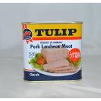沖縄・石垣島の味☆彡TULIP ポークランチョンミート(うす塩味)