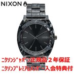 NIXON アクセサリー感覚で着用可能なTime TellerBlack/Silve