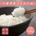 米 白米 10kg 5kg×2袋 29年産 ふさおとめ 本州四国 送料無料
