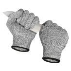 送料200円 切れない 手袋 防刃手袋 左右セット 軍手 耐刃手袋 防刃グローブ 作業用手袋 DIY 大工 ガラス処理