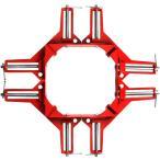 コーナークランプ 4個セット 90℃  DIY 定規 工具 万能 直角クランプ 90度 測定