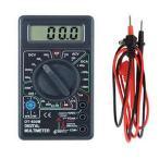 小型 デジタルテスター 電流 電圧 抵抗 計測 電圧/電流測定器 モール内ランキング1位獲得