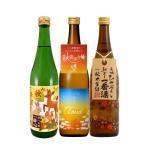 純米 ひやおろし 2021 720ml 3本 飲み比べセット 日本酒 醉心 秀よし 名城