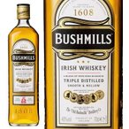 ウイスキー ブッシュミルズ 700ml アイリッシュ whisky