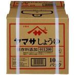 調味料 醤油 ヤマサ醤油 濃口 10L パック