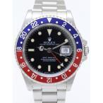 ロレックス GMTマスター 16700 N番 赤青 メンズ 腕時計