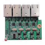 コンピュータ  デスクトップ 部品 Jetway ADE4RTLANG Add-on Module Proprietary Realtek RTL8111E -VL -CG PCI Express Gigabit Ethernet Controller
