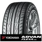 ◆新品◆ 4本 YOKOHAMA ADVAN FLEVA ヨコハマ アドバン フレバ V701 195/45R17 85W XL 【単品タイヤ】